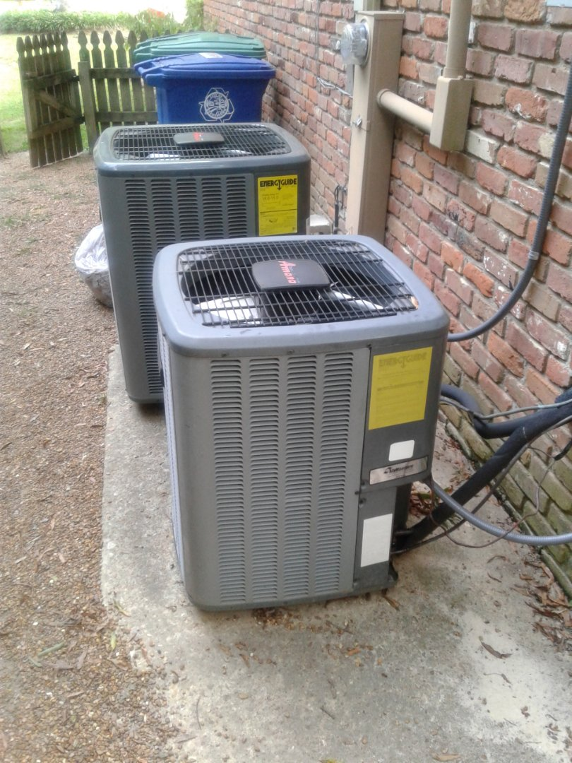 Germantown, TN - Freon circuit repair on ac