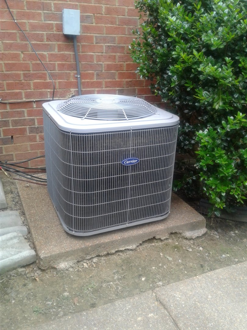 Collierville, TN - Services on ac system