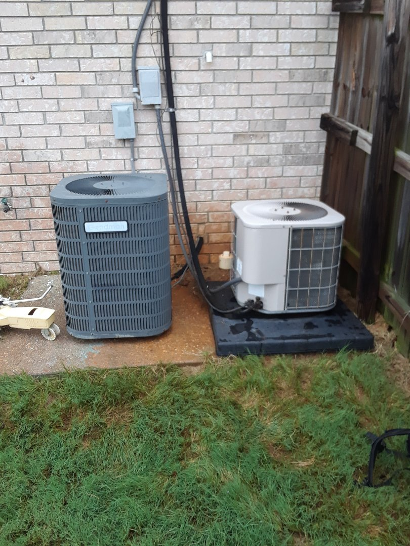 Oakland, TN - AC TUNE UP ON TWO GOODMAN SYSTEMS,UNDER MEMBERSHIP.