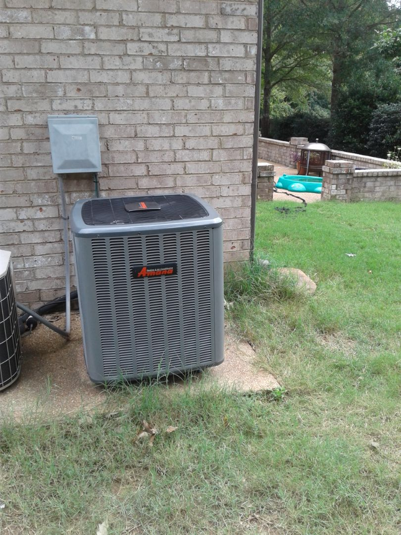 Arlington, TN - Check and services on ac