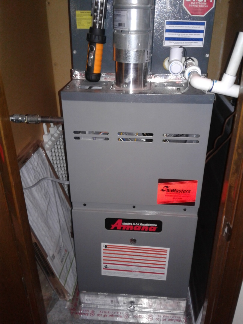 Bartlett, TN - Seasonal maintenance and inspection on furnace.