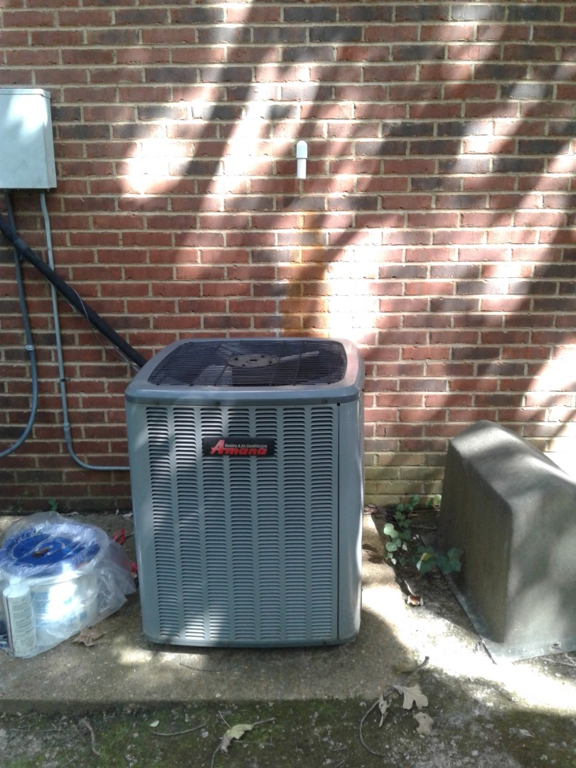 Germantown, TN - Check and service on ac