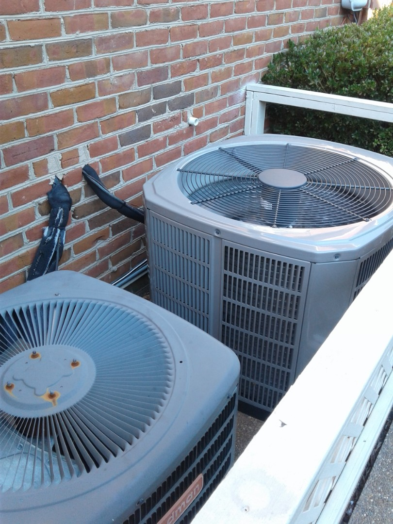 Germantown, TN - Repair and service on ac system