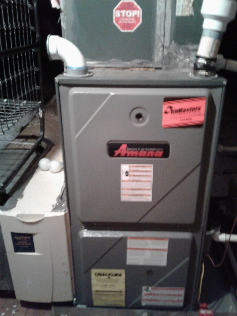 Bartlett, TN - Heat tune-up on a Amana system