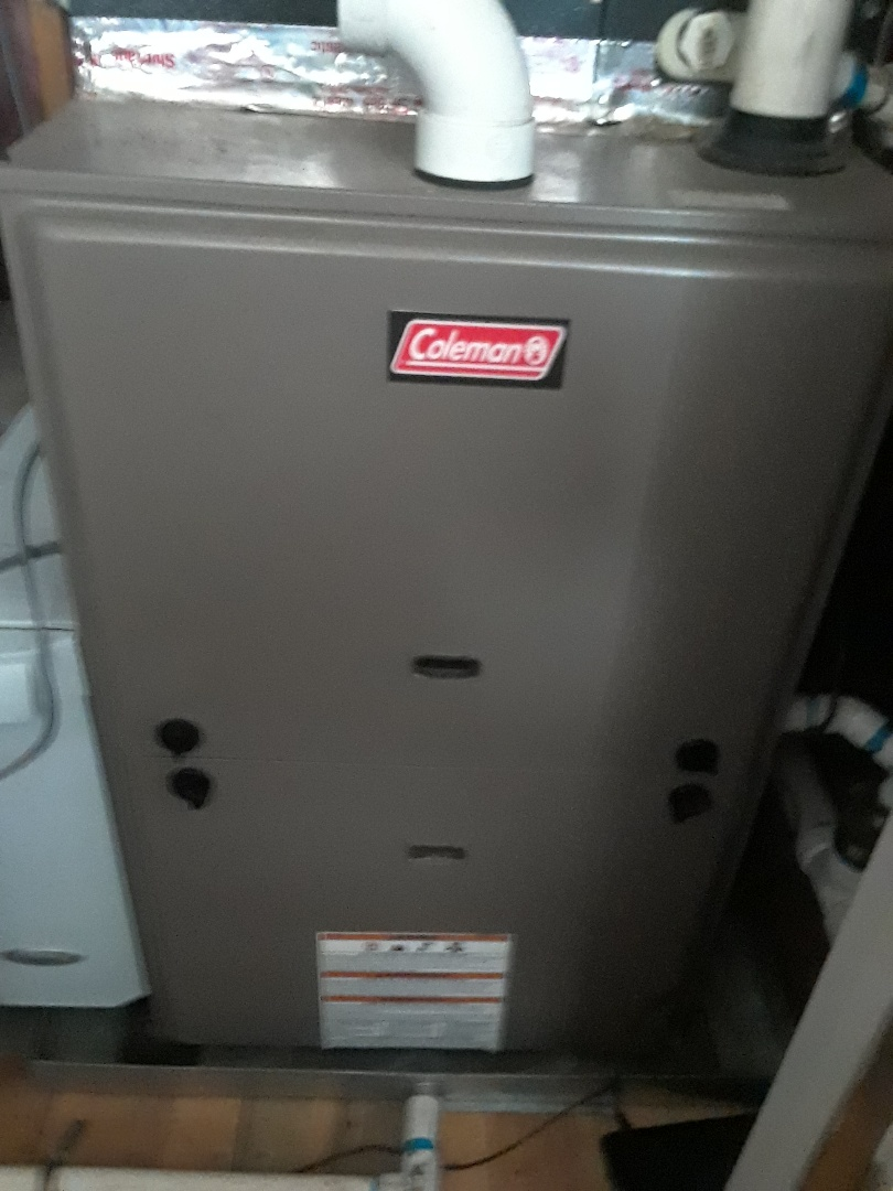 Bartlett, TN - HEAT TUNE UP ON COLEMAN AND CARRIER FURNACES, UNDER MEMBERSHIP.