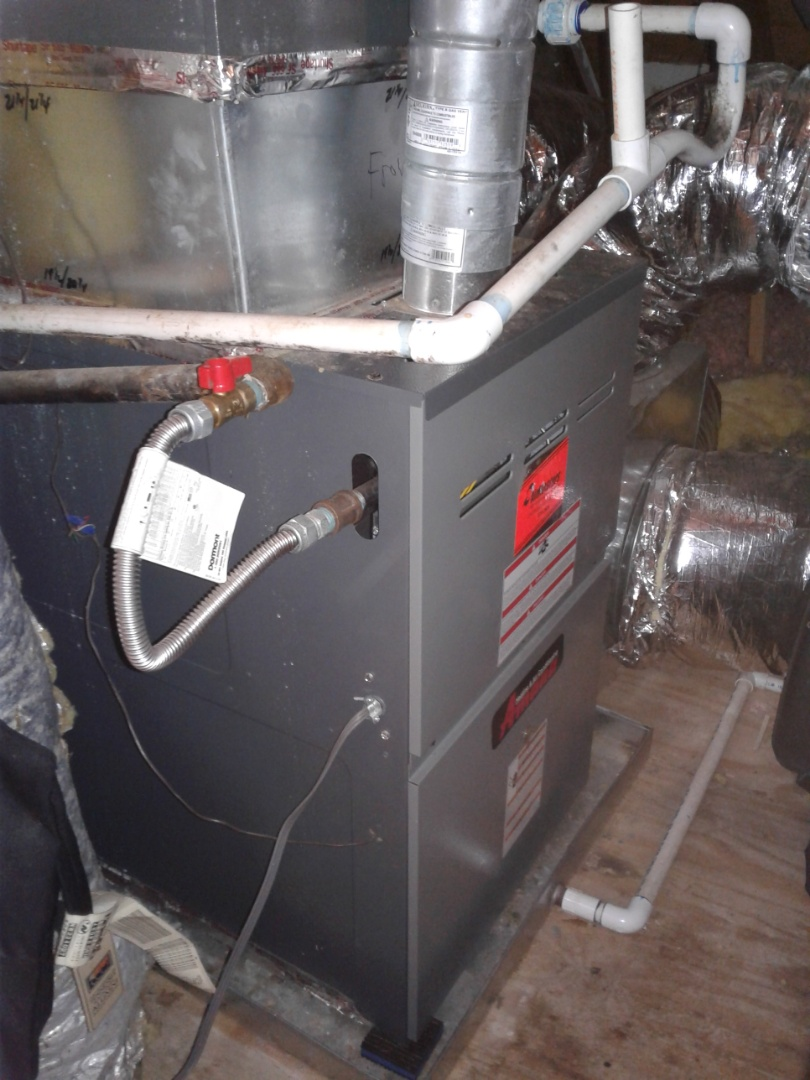 Memphis, TN - Repair and service on furnace.