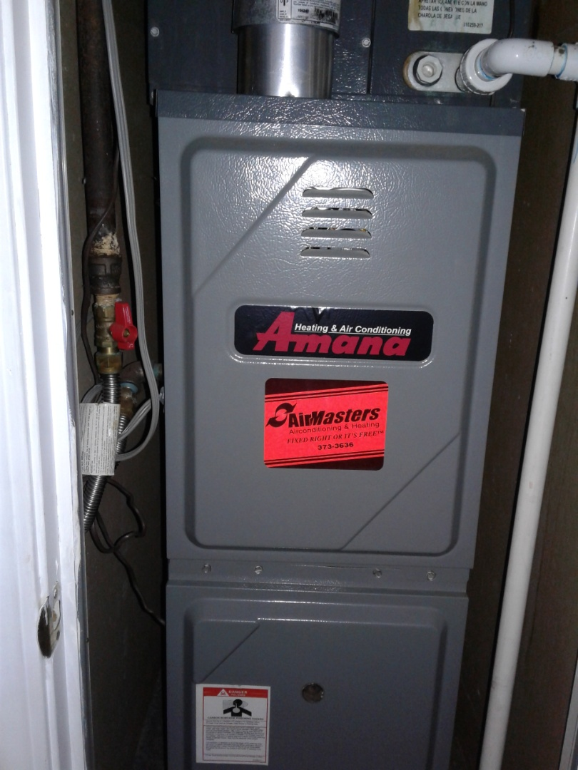 Horn Lake, MS - Tune up and safety inspection on furnace.