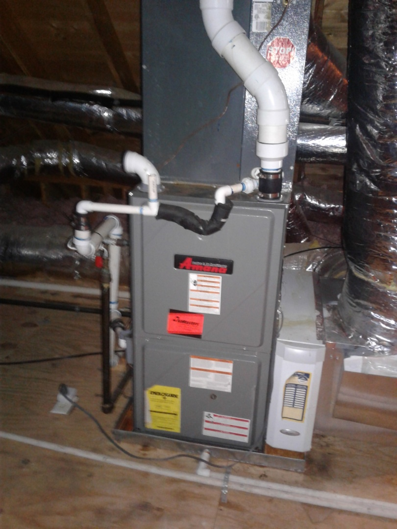 Collierville, TN - Service and repair on furnace.