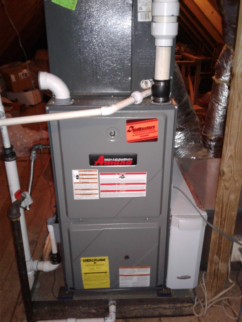 Bartlett, TN - Service and repair on furnace.