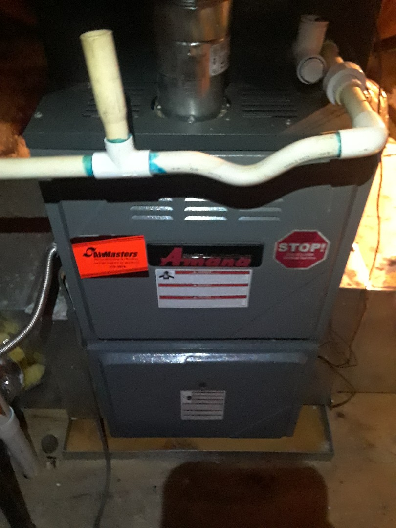 Germantown, TN - HEAT TUNE UP ON AMANA FURNACE, UNDER MEMBERSHIP.