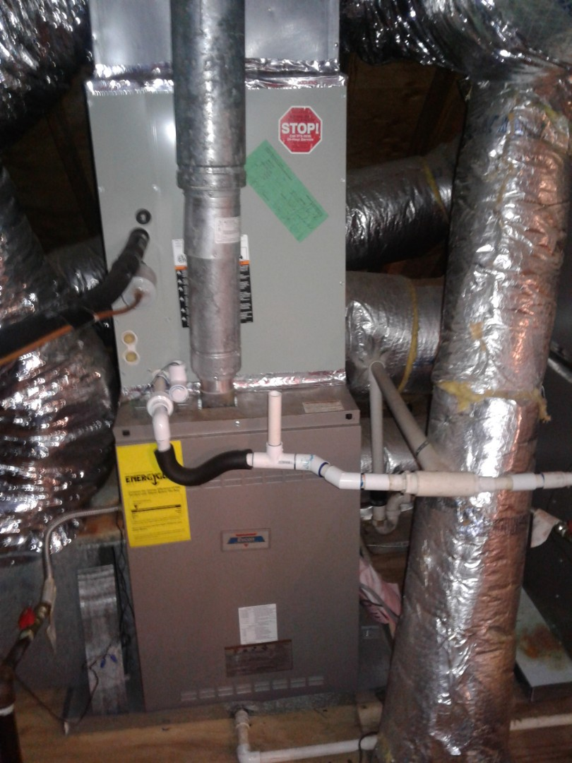 Germantown, TN - Heat tune up and safety inspection on furnace