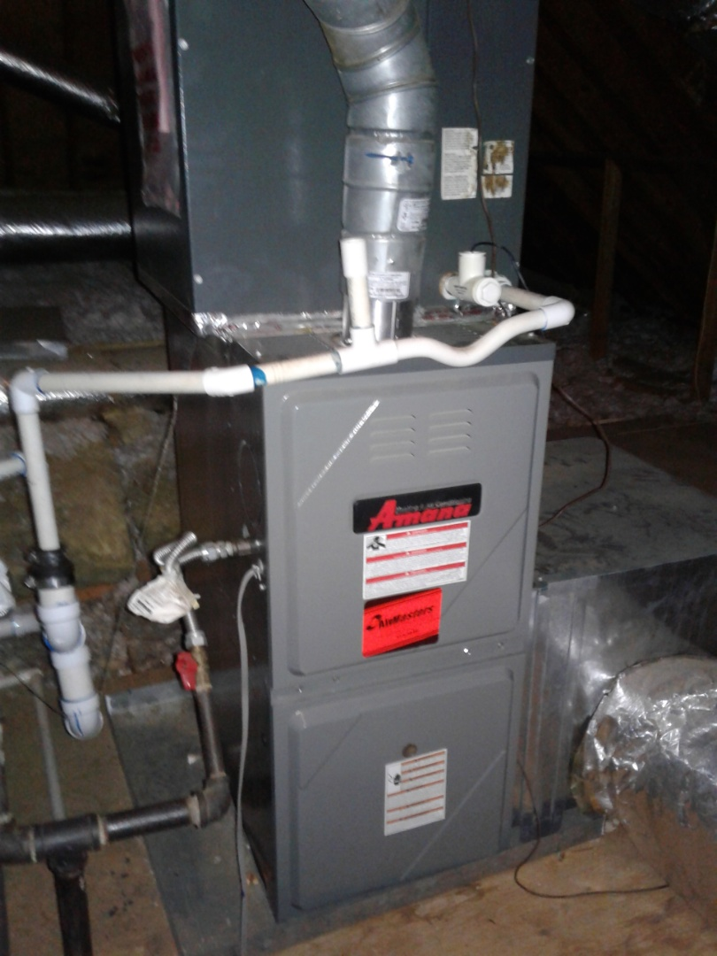 Memphis, TN - Service and repair on furnace