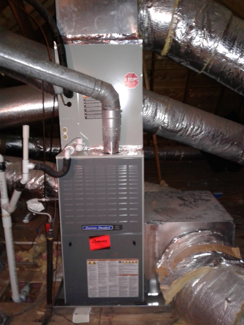 Germantown, TN - Tune up and safety inspection on furnace