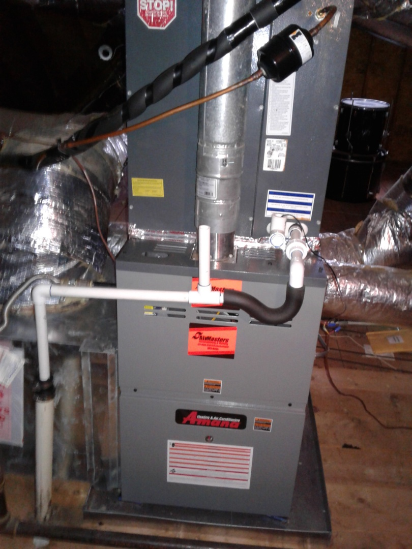 Collierville, TN - Warranty check and services on furnace.