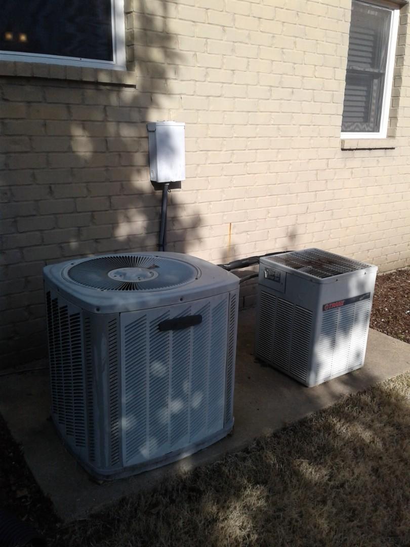 Arlington, TN - Free estimate to replace Trane HV AC equipment