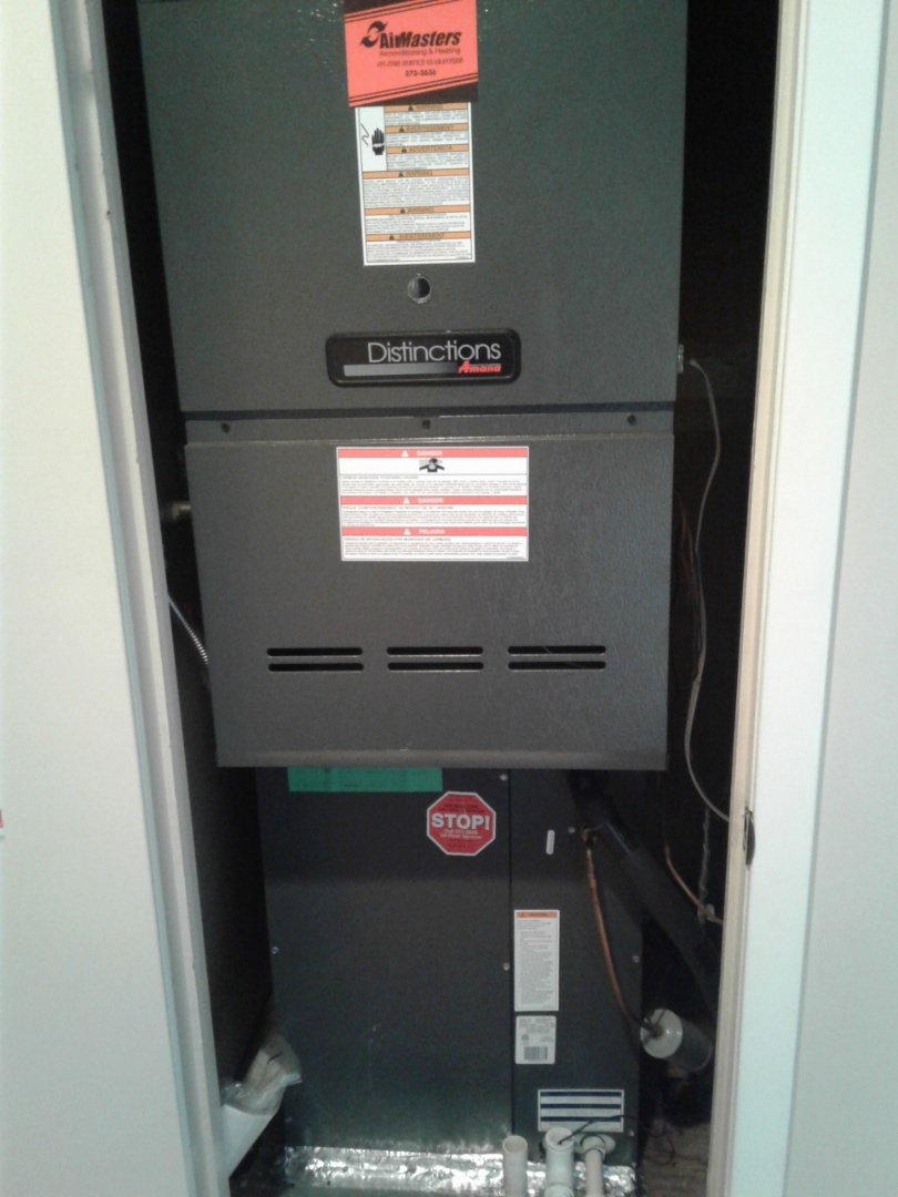 Memphis, TN - Heat tune up and safety inspection on furnace