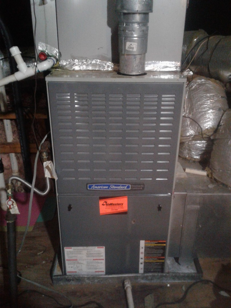 Memphis, TN - Tune-up on American Standard furnace