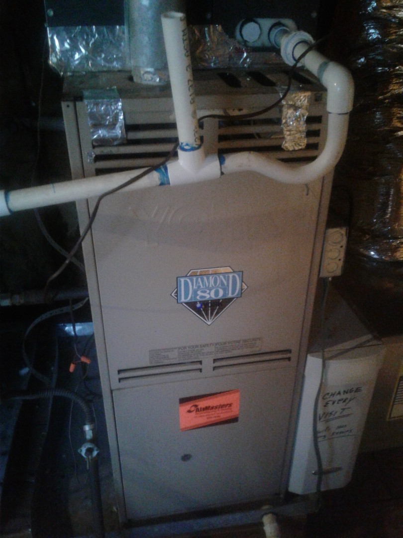 Germantown, TN - Service call and Repair on York Furnace