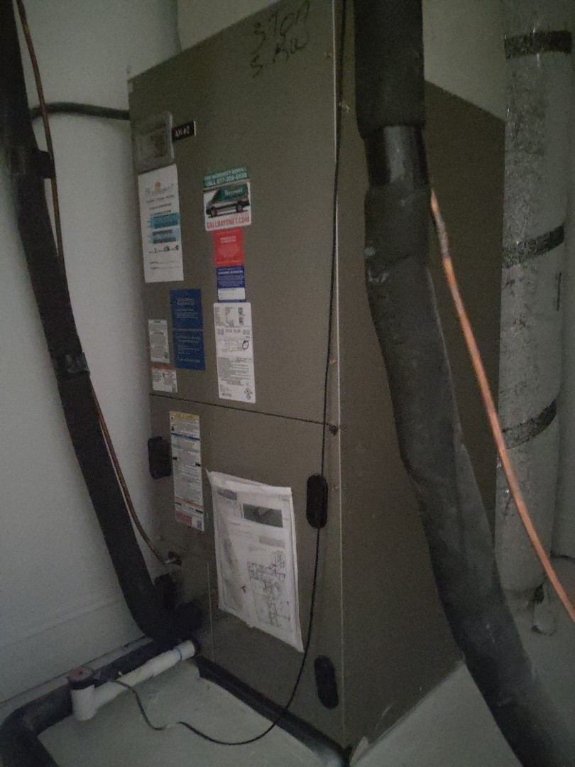 Lutz, FL - Repaired carrier air conditioning system