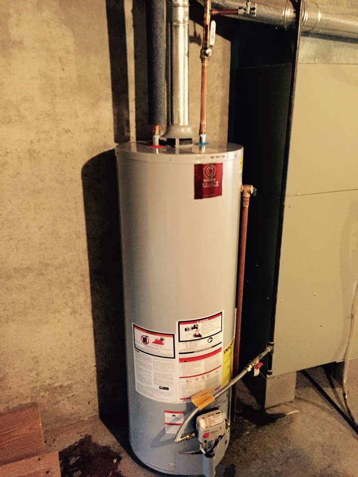 install 40 state select water heater propane water heater