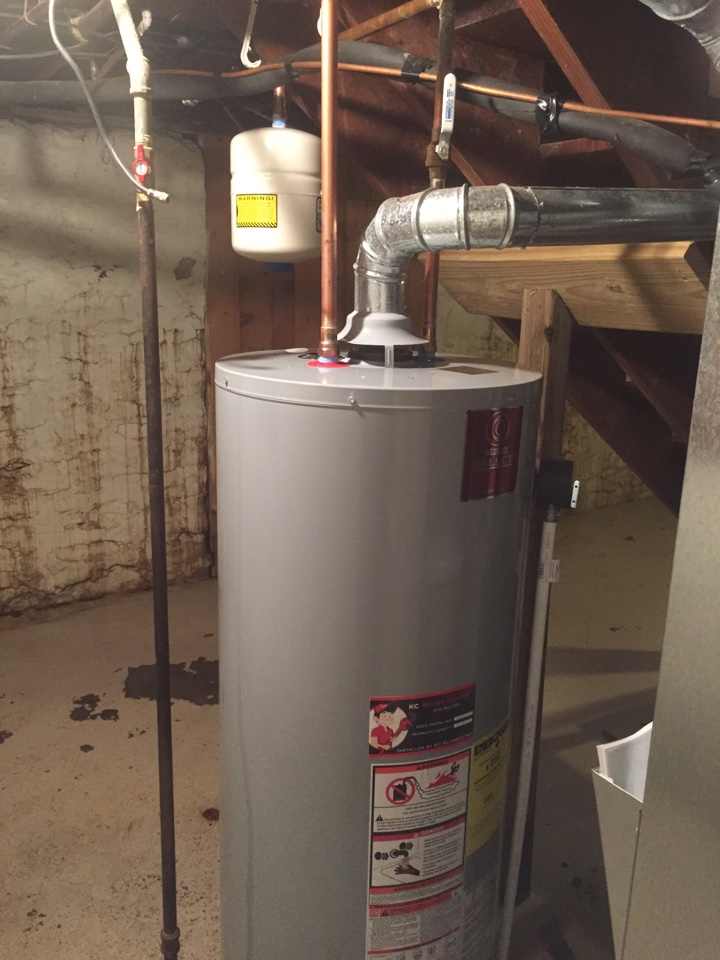 Real Time Service Area For Kc Water Heaters Kansas City Ks