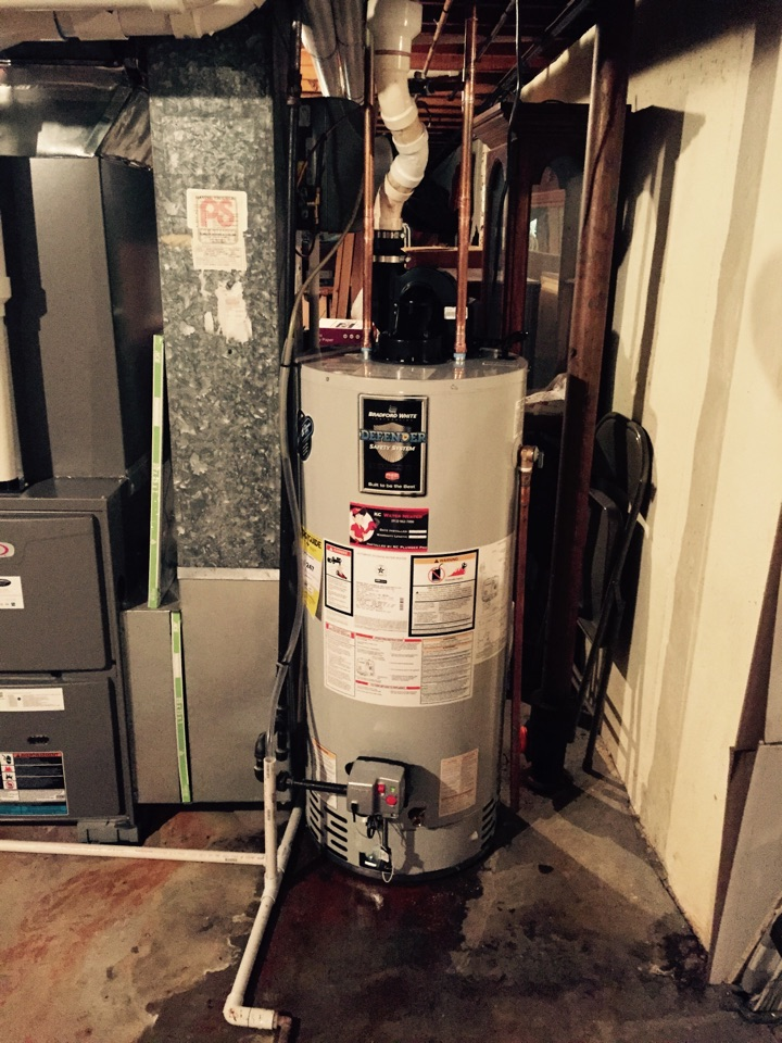 state select 50 gallon water heater
