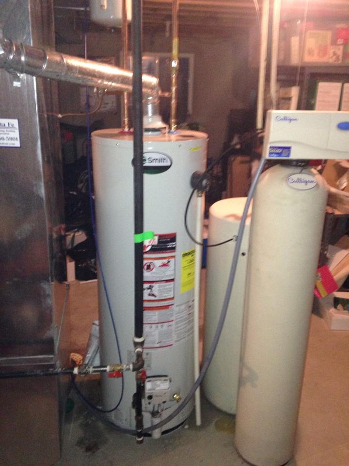 Gardner Ks Water Heaters Installed By Licensed Plumber