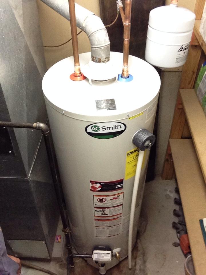 Summer Winter Gas Boiler