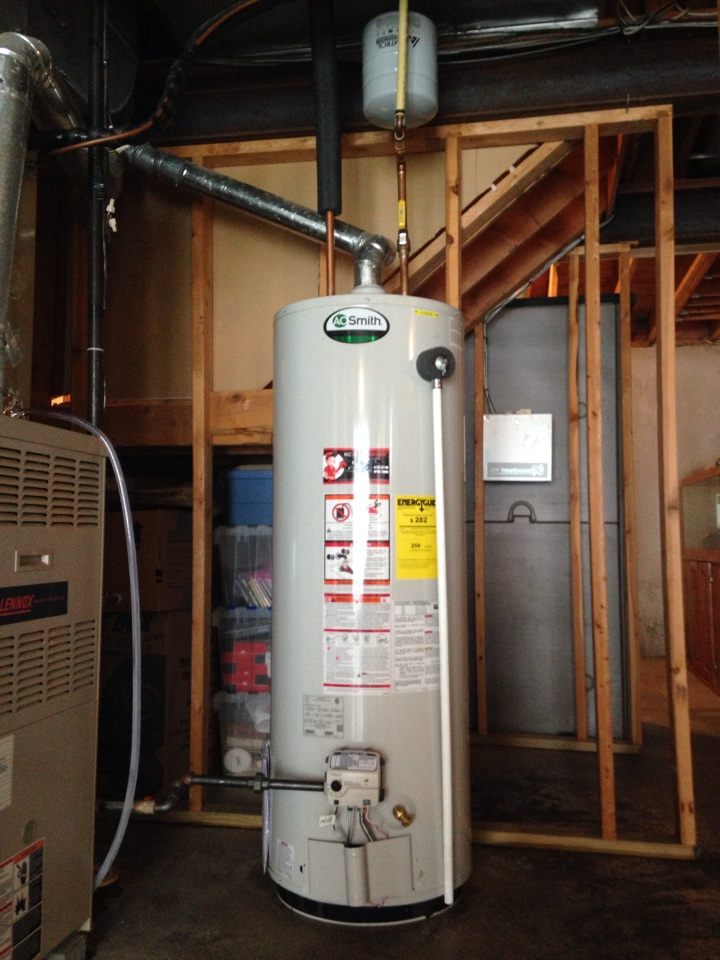 Realtime Service Area for KC Water Heaters kansas city ks