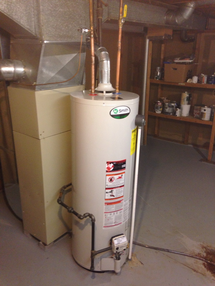 Water Heaters Overland Park Installed By A Licensed Plumber