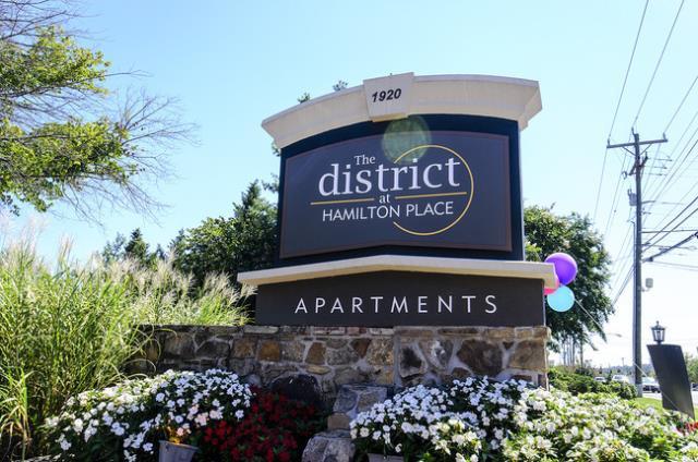 Chattanooga, TN - District At Hamilton Place - Chimneys, Concrete, Maintenance Building - Multi Family