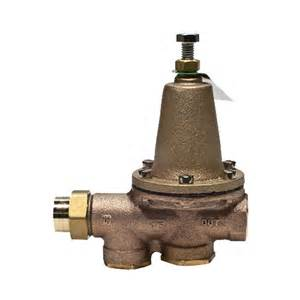 Smyrna, GA - Removing and replacing a watts pressure reducing valve.