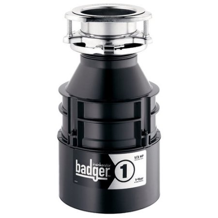 Powder Springs, GA - Replacing old garbage disposal with a new badger 1/3 HP