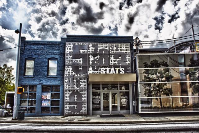 Atlanta, GA - Repairing lift station downtown at Stats bar and grill.