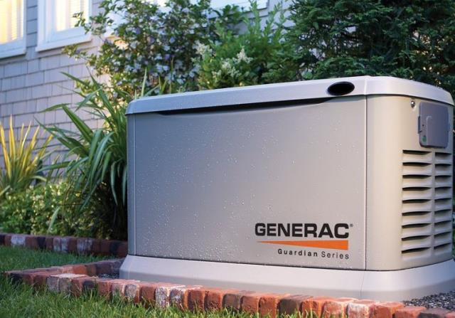 Atlanta, GA - Running gas line from meter to home generator