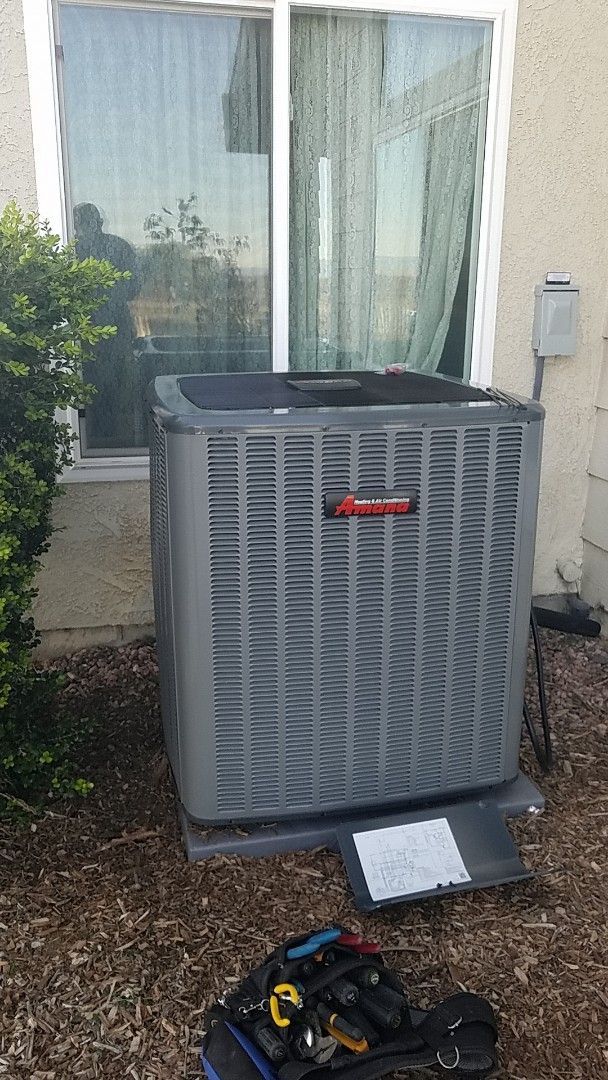 Perris, CA - Just finished an install in gavilan hills