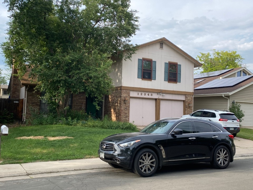 Aurora, CO - Roof inspections for homeowners in the dam west neighborhood