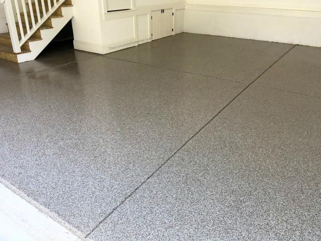 Johns Creek, GA - Remodel your garage floor that will make all your neighbors envy your new masterpiece! GraniFlex gives your unlimited options of colors with various benefits to love!