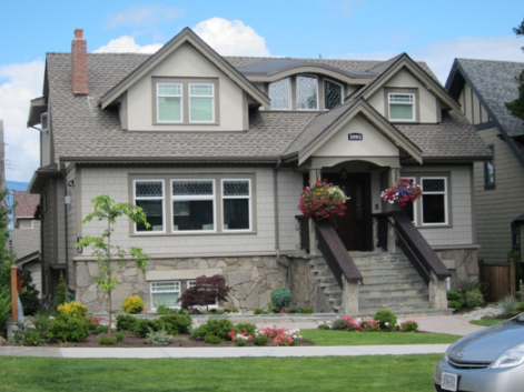 Vancouver, BC - Residential Roofing Contractor performing Roof Repair and Roof Installation. Make sure your home is ready for the fall/winter season. Contact Crown Roofing for all your Roofing needs!