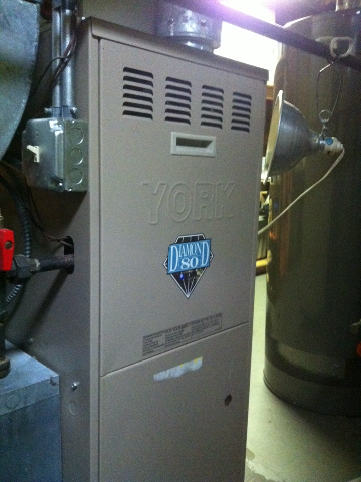 Real Time Service Area For Colton Heating Amp Cooling