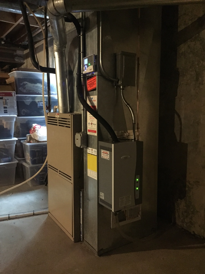 Real Time Service Area For Colton Heating Amp Cooling West