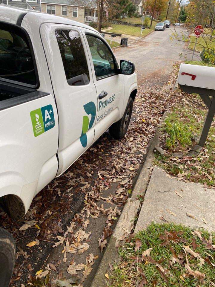 Homewood, AL - Quarterly pest control service