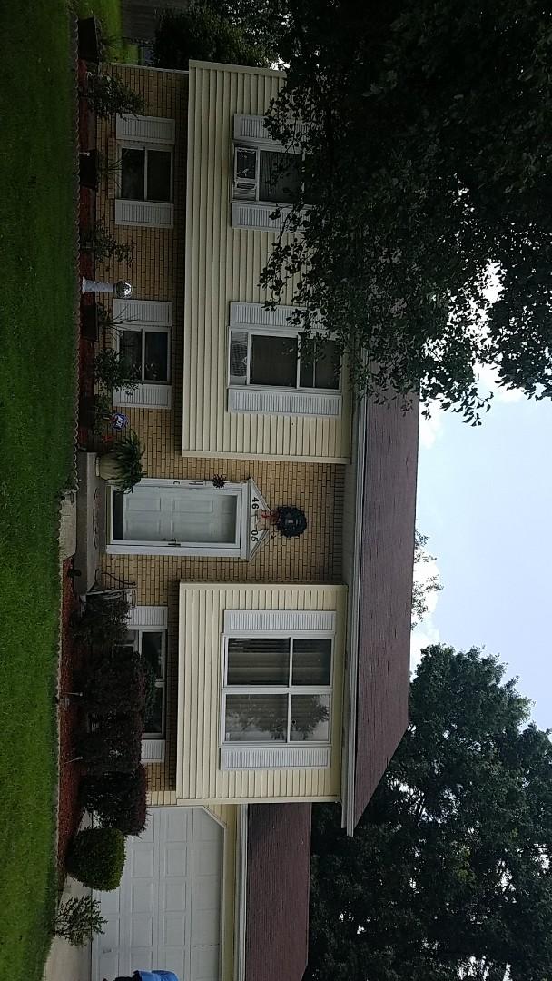 Jeffersonville, IN - Storm damage