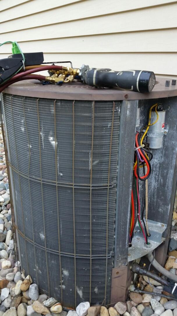 Swartz Creek, MI - York air conditioning maintenance