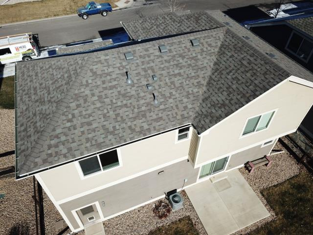 Fort Collins, CO - Completed Project: Reroof using Owens Corning Duration Storm Asphalt Shingles