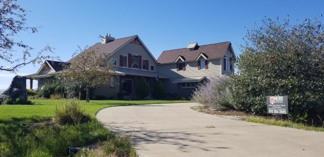 Severance, CO - Finished Project: Roof Replacement using Owens Corning Duration Storm asphalt shingles, Also replacement of standing seam metal roof.