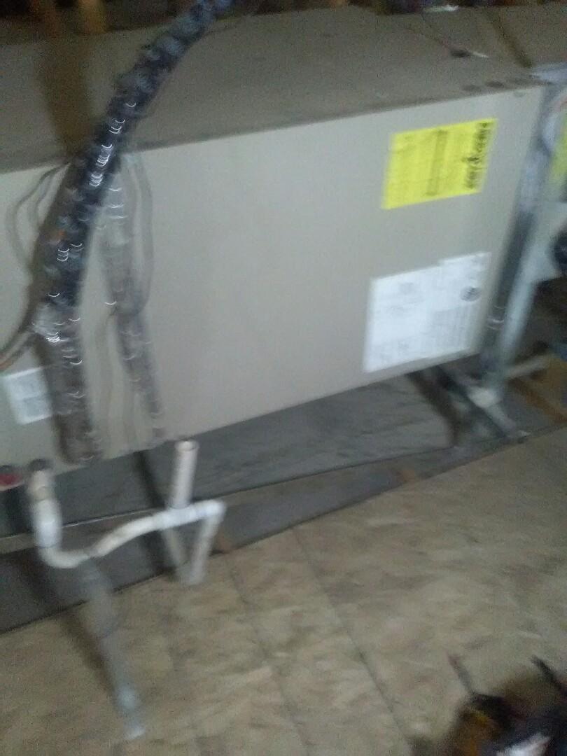 Sun City, AZ - Heat pump system service.