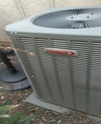 Sun City, AZ - Biannual maintenance on Lennox air conditioner units.
