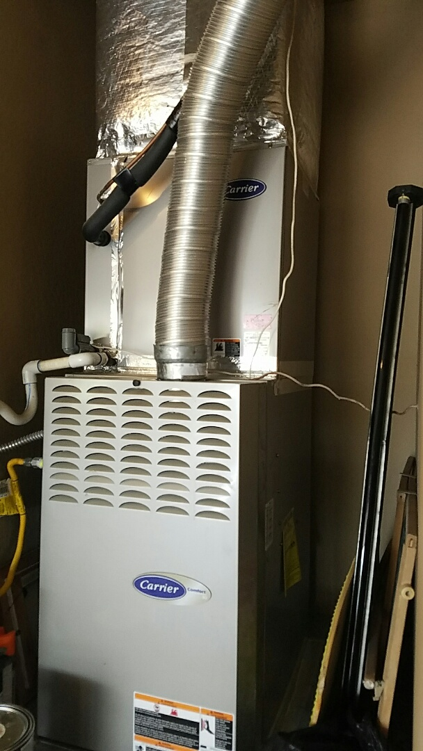 Waddell, AZ - Two System seasonal maintenance for Carrier gas electric split systems