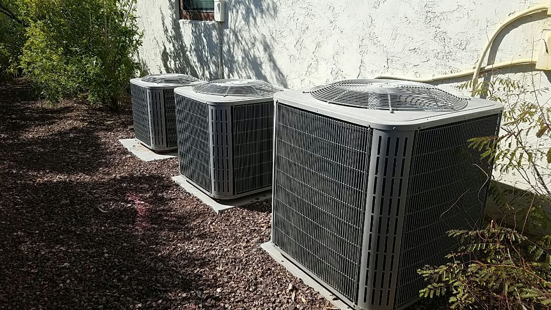 Buckeye, AZ - 3 system maintenance for Carrier Split Gas Electric HVAC systems